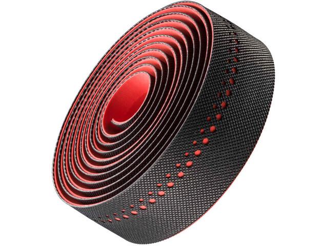 Bontrager Grippytack Handlebar Tape black/red